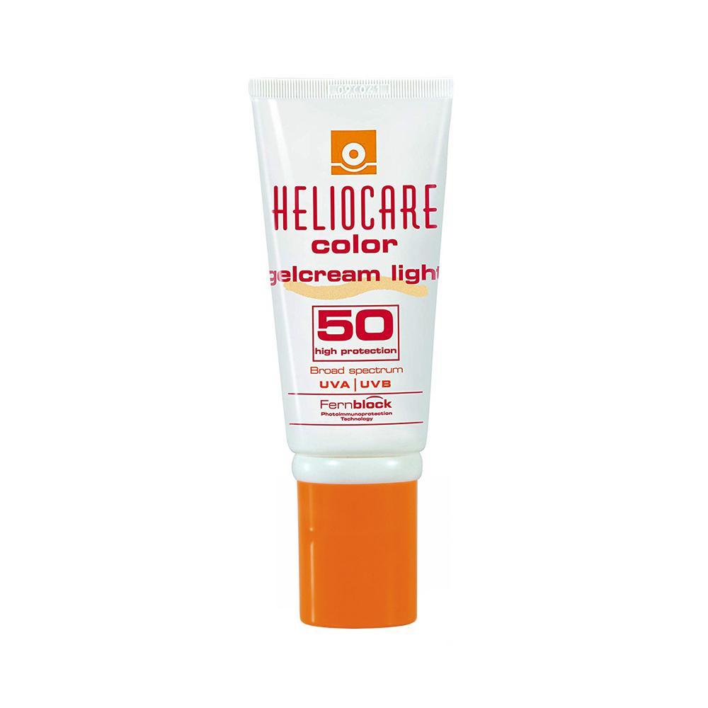 Heliocare Color Gelcream SPF 50 Light