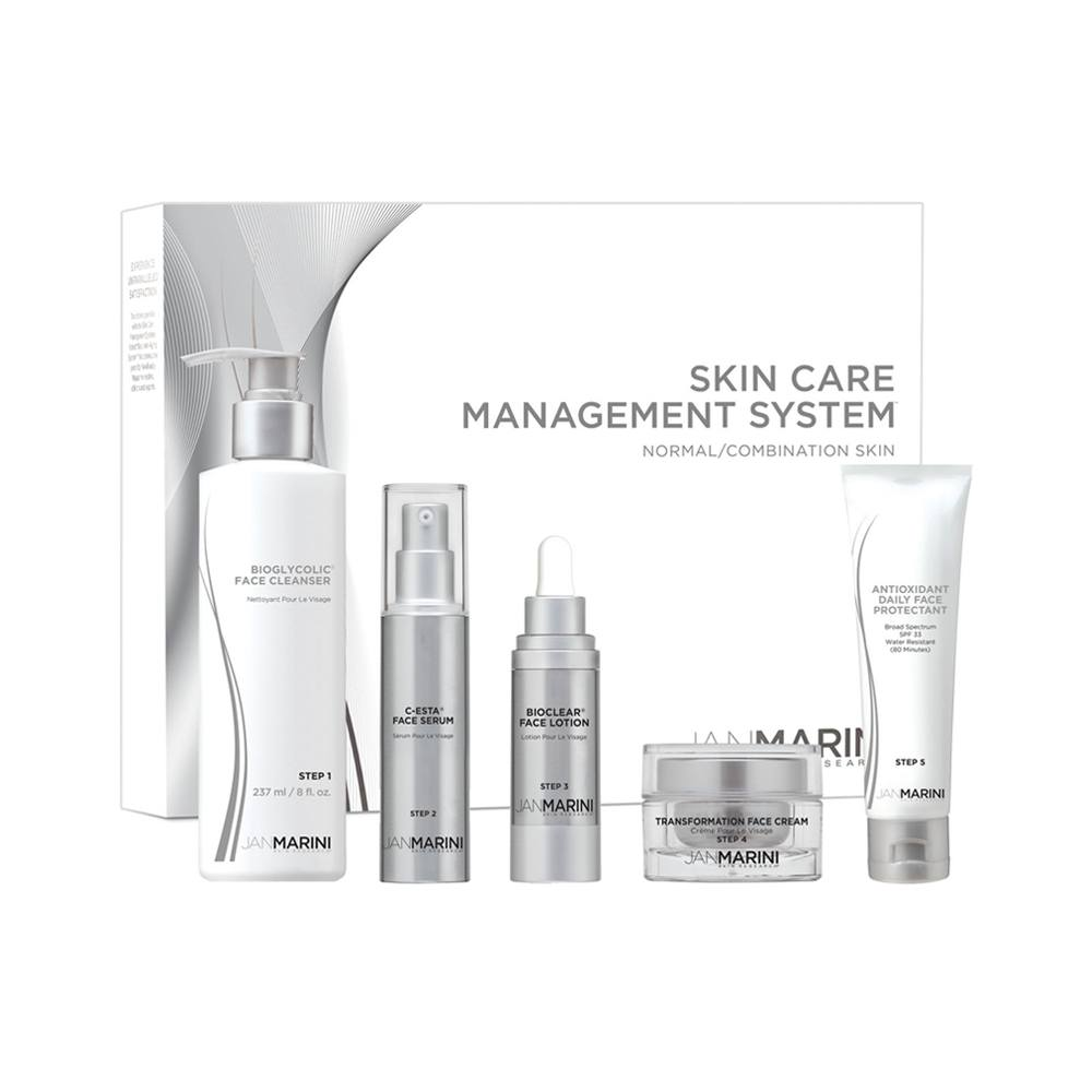 Jan Marini Skin Care Management System Normal to Combination
