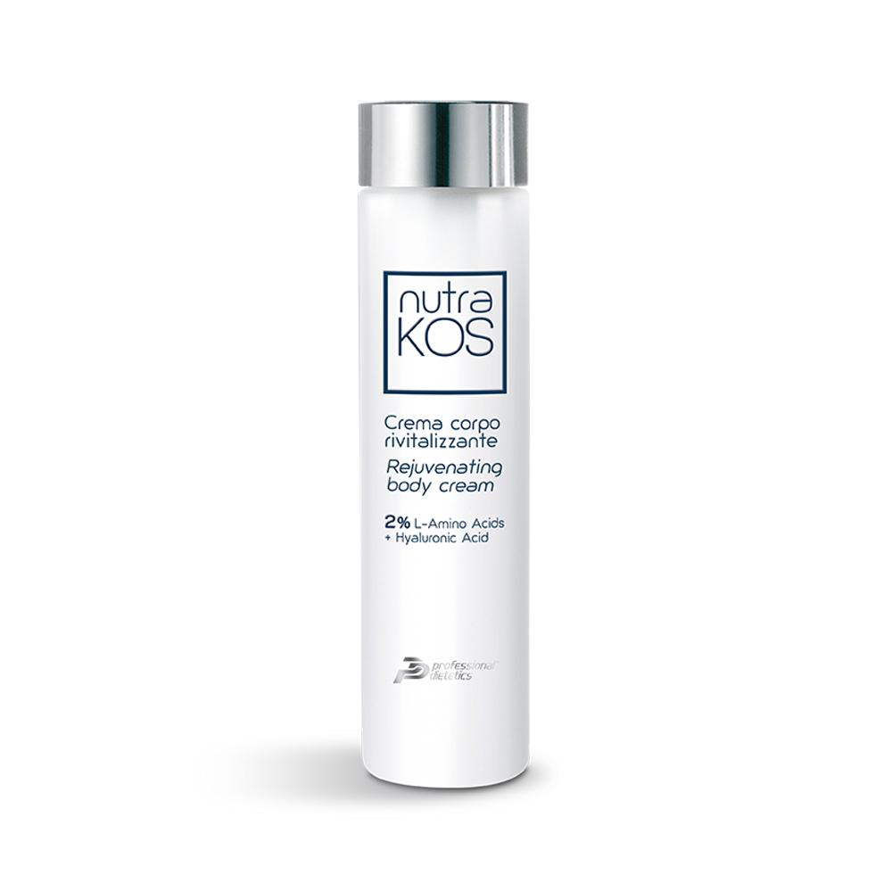 Nutrakos Revitalizing Body Cream - 200ml